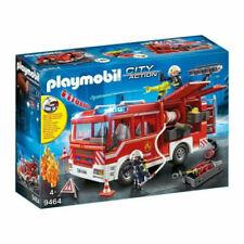PLAYMOBIL City Action: Fourgon d'Intervention des Pompiers Véhicule Radiocommandable (9464)