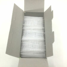 "5000 CLEAR 3"" CLOTHING GARMENT PRICE LABEL TAGGING  TAGGER GUN BARBS  STANDARD"