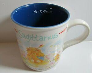 Sagittarius The Archer Teddy Bear Coffee Tea Mug Possible Dreams Grahame Allan