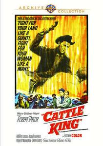 Cattle King [New DVD] Full Frame, Mono Sound, Dolby