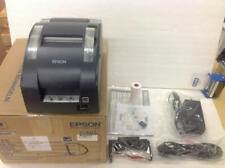 Epson TM-U220B Serial Receipt Printer Auto Cutter /w Power Supply C31C514653