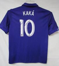 Orlando City SC Ricardo Kaka #10 Youth Size Large Adidas Home Jersey A1 609