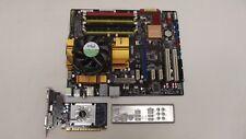 ASUS P5QC LGA775 Socket Intel Motherboard Core 2 Quad Q8200 2.33Ghz 4GB Corsair