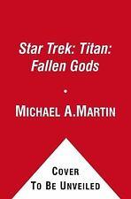 Star Trek: Titan: Fallen Gods-ExLibrary