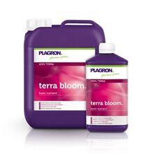 Plagron Terra Bloom 10,0L Dünger Blütedünger Grow Flüssigdünger Blütephase Erde