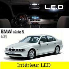 Kit éclairage 18 ampoules à  LED intérieur Habitacle blanc pour BMW série 5 E39