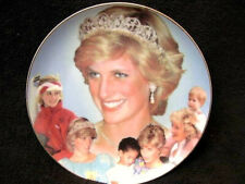 PRINCESS DIANA GIFT WEDGWOOD COMPTON/WOODHOUSE IRREPLACEABLE PLATE NEW