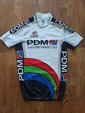 Bicycle Jersey Maillot Jersey Shirt Cycling Sport Team PDM Ultima Size 4