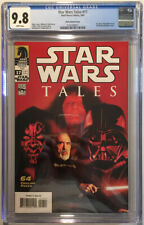 Star Wars Tales #17 Sith Lords Photo variant CGC 9.8 White Pages