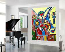 Kunstwerk Bilder Acrylbild Abstrakte Kunst Pop Art Neo Expressionismus Bilder