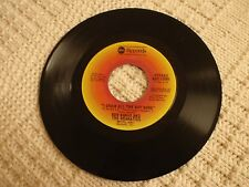 RON BANKS AND THE DRAMATICS I CRIED ALL THE WAY HOME/ME AND MRS JONES ABC 12090