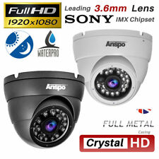 1080P 2MP 3000TVL HD TVI AHD CVI ANALOGUE CCTV DOME CAMERA 20M NIGHT VISION BNC