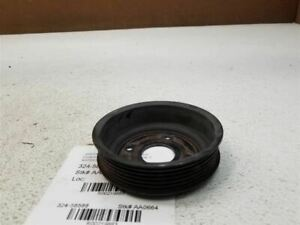 2003-2007 INFINITI FX SERIES 3.5L V6 WATER PUMP PULLEY ONLY OEM 219883