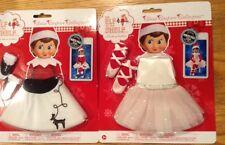 Elf On The Shelf Reindeer skirt & pink Tutu NEW