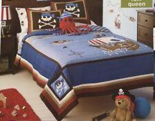Circo Pirate Adventures  Full Queen Quilt Only. Nwop
