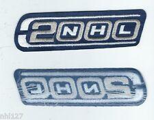 NHL 2000 Millenium Jersey Patch - BLUE 25 Toronto Maple Leafs H/A