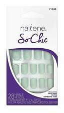Nailene So Chic Nails Mint 71246 28 Nails New