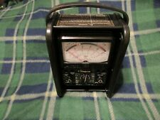 Simpson 260 Series 8p 8prt Analog Vom Mirrored Dial Overload Protection