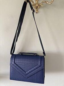 Shoulder Bag , Blue Colour