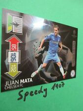 Champions League Mata  2012 13 limitiert limited edition Panini Adrenalyn 12