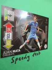 Champions League Mata 2012 13 disponibilità limitata Limited Edition Panini Adrenalyn 12