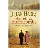 Secrets in Burracombe by Harry, Lilian 1407246232 The Cheap Fast Free Post