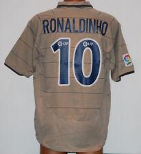 Ronaldinho Barcelona shirt 2004 2004 away UCL vs Chelsea jersey NIKE Small