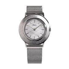 1980s Vintage Eska Study in Texture Wrist Watch for Women