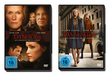 6 DVDs * DAMAGES - IM NETZ DER MACHT - STAFFEL / SEASON 2 + 3 # NEU OVP <