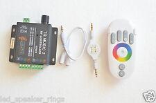 Wireless RGB Music Controller Car RGB LED Angel eyes, Strips, Underbody lights