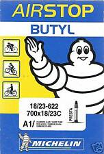 Chambre a air Michelin Butyl AirStop Pour Velo