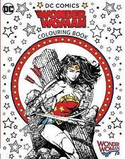 WONDER WOMAN COLOURING BOOK	9781783707270