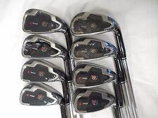 New Wilson Staff C100 C 100 iron set 4-GW True Temper Stiff flex steel irons