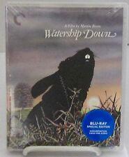 Watership Down (Criterion Blu-Ray, Feb-2015) 1978 Animated Drama/Adventure PG