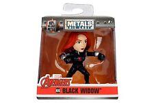 "Jada Marvel Avengers 2.5"" M503 Black Widow"