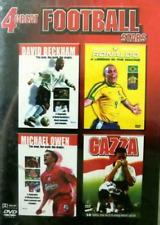 4 Great Football Stars (DVD) (2003)