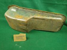 1963 64 Ford Galaxie/Mercury full size oil pan FE 352 390 60 61 62 65 66?Tbird
