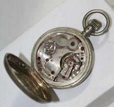1876 Philadelphia Centennial Exhibition Worlds Fair C&B Pocket Watch
