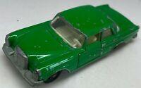 Matchbox Lesney No 46 Green Mercedes Benz 300 SE