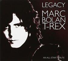 MARC BOLAN - LEGACY  CD NEW! DAVIE PATOP/DOOGIE WHITE/JILL SAWARD/JOHN MATTHEWS