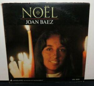 JOAN BAEZ NOEL CHRISTMAS ALBUM (VG) VRS-9230  VINYL LP RECORD