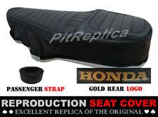 HONDA CM400A CM400T CM400 A/T 1979 1980 1981 *HEAT PRESSED* SEAT COVER [HSLRS]