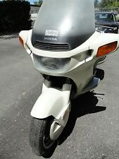 Parting out 1989 Honda PC800 Pacific Coast headlight many other parts available
