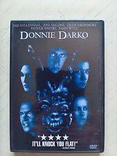 Donnie Darko Dvd 2001 - Jake Gyllenhaal