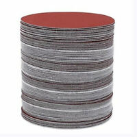 40Psc 5 Sanding Discs 320-2000 Grit Round Sandpaper Polishing Pad Hook Loop