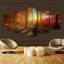 HUGE MODERN ABSTRACT WALL DECOR ART OIL PAINTING ON CANVAS (no framed)
