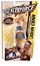 WWE Flex Force Hook Throwin' John Cena Wrestling Action Figure