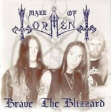 "Maze of profunda-Brave the Blizzard (7""ep)"
