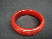 Collection Old Chinese Jade Carving Dragon Beast Bracelet or Pendant Decoration