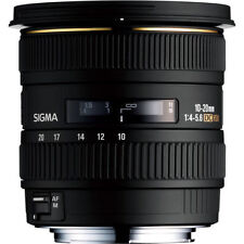 Sigma Camera Lenses and Filters